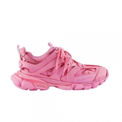 Authentic Balenciaga Track Trainer Pink Women