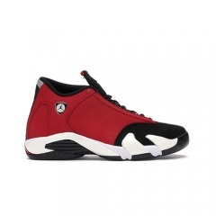 Authentic Air Jordan 14 Gym Red