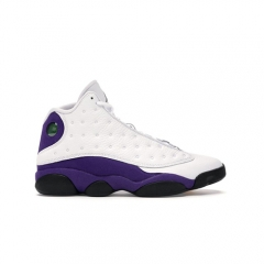 Authentic Jordan 13 Retro Lakers